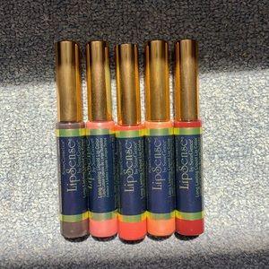 LipSense Long Lasting Lip Colour Bundle, 5 colours